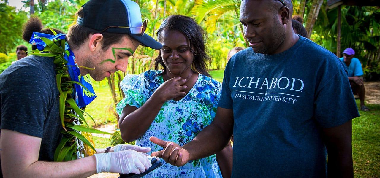 Creative Event Management Vanuatu CSR