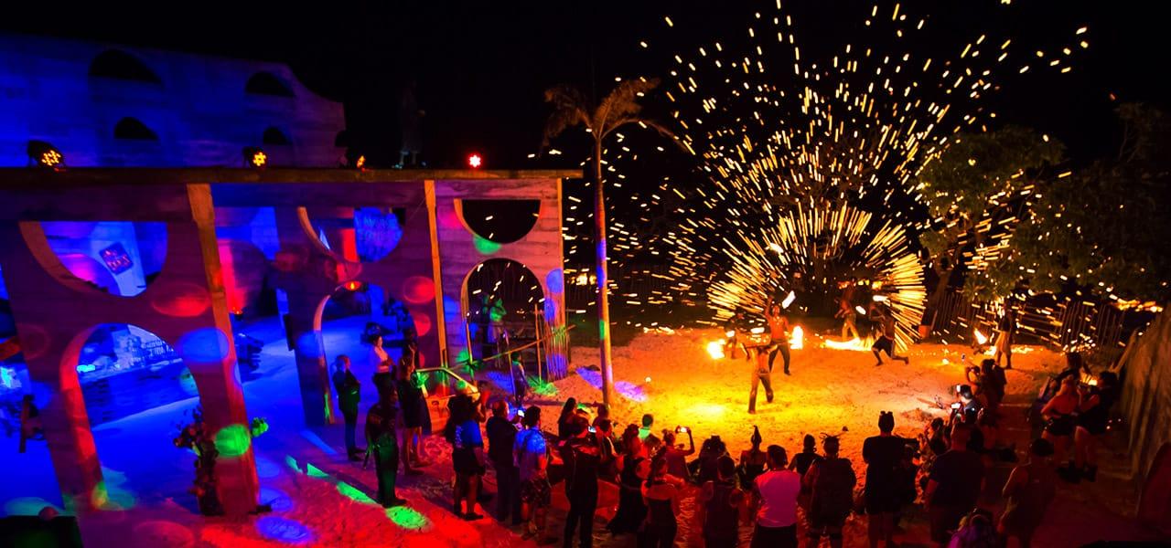 Creative Event Management Vanuatu Mad Max Night