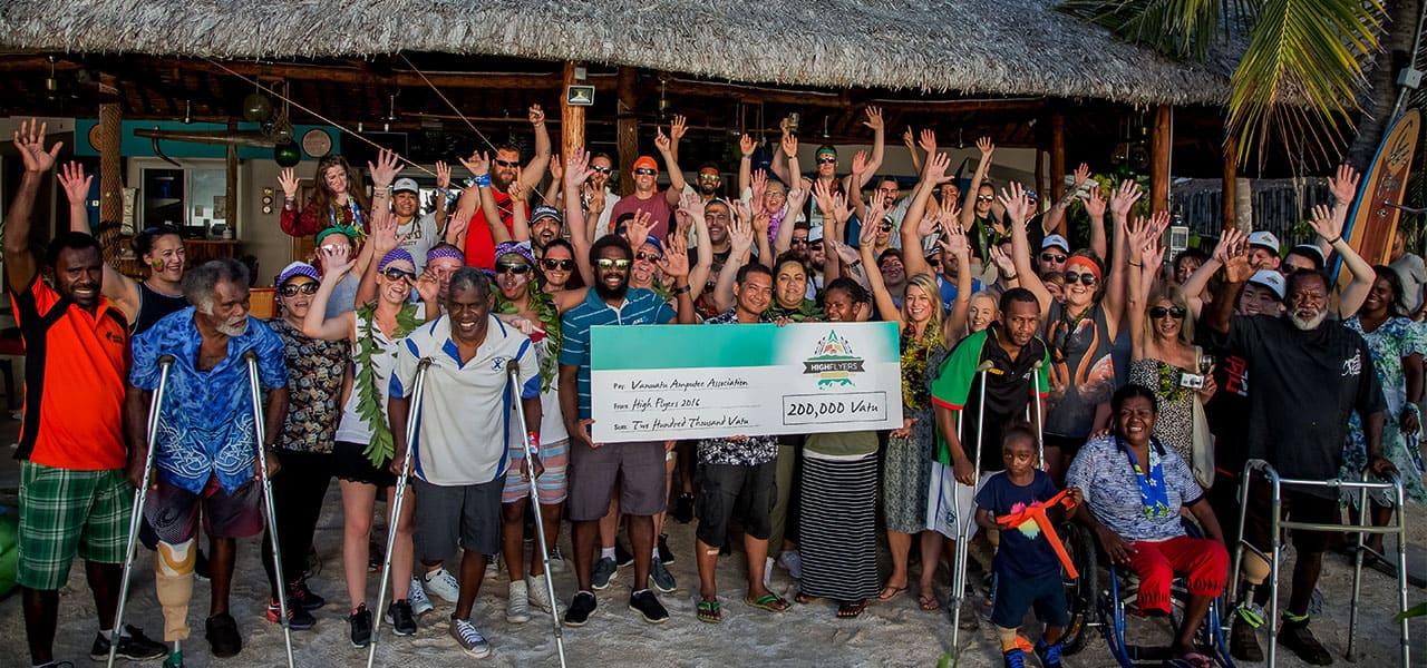 Creative Event Management Vanuatu Community